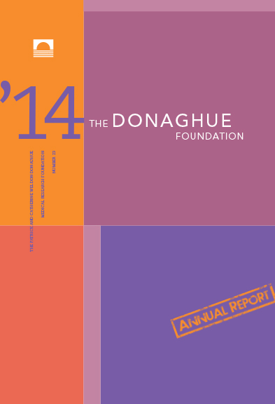 Donaghue Foundation Annual Report 2014