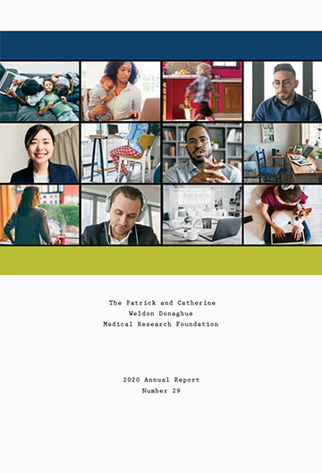 Donaghue Foundation Annual Report 2020