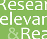 Making Research Relavant & Ready