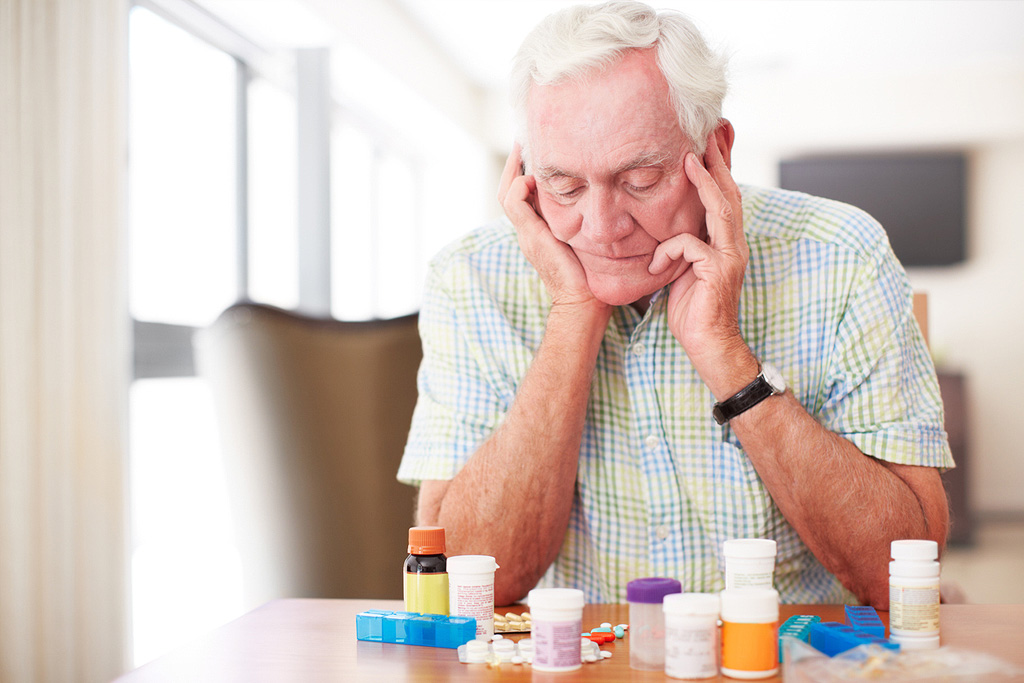 Less Is More: Older Adults Can Benefit from Deprescribing