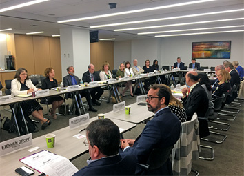 Expert Roundtable on Improving Long-Term Care Services